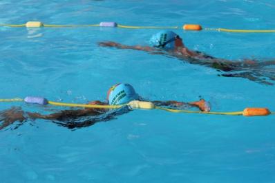 Reprise des cours le 4/09 et de l'Aquagym le 11/09/17.