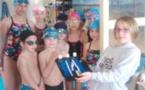 super gâteau fait par juliette pour ses 10 ans, tout le club d'hermanville te souhaite un bon anniv juliette!!!