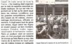 Ouest France : 2 et 3 juin Mai 2012 : A Caen, Hermanville-natation au 3ème meeting national des jeunes