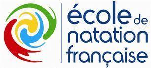 """Une école agrée """"Ecole de Natation Française"""" ENF"""