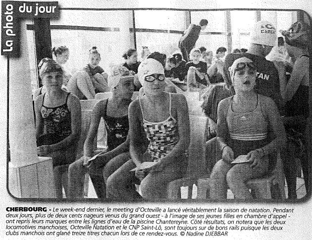Journal de la Manche : octobre 2013 : Meeting de Cherbourg-Octeville