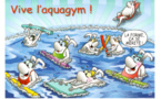AQUAGYM: REPRISE DES COURS LE 12 SEPTEMBRE