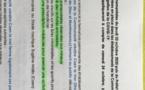 Info Covid AQUA-GYM rentrée du 2 novembre 2020