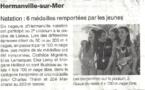 Ouest France : 08 février 2013 : 6 médailles remportées par les jeunes