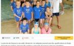 Nos nageurs dans Ouest France !